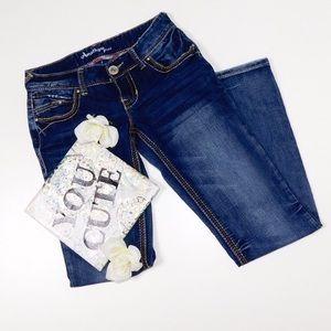 Amethyst Jeans Boot Cut Size 3